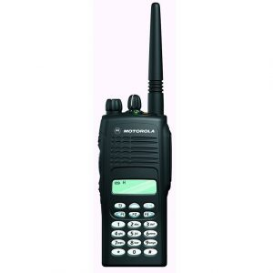Motorola Pro7350 Walkie Talkie, Two Way Radio